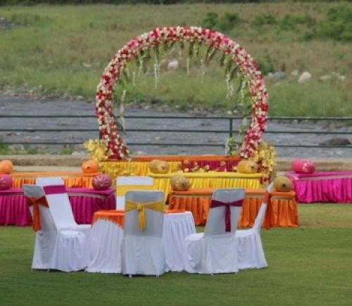 Wedding At Tarangi Resort Corbett