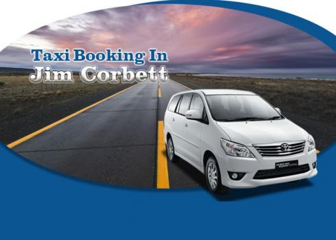 Taxi Booking In Jim Corbett National Park