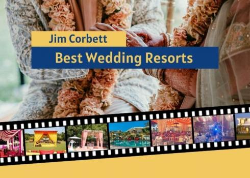 Jim Corbett Best Wedding Resorts