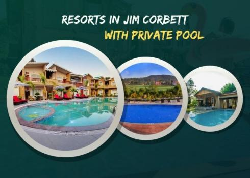 Resorts In Jim Corbett With Private Pool