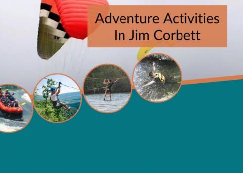 Adventure Activities in Jim Corbett