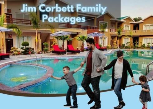 Jim Corbett family packages