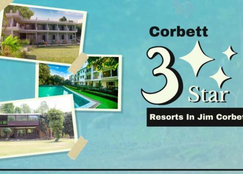 Corbett 3 star Resorts