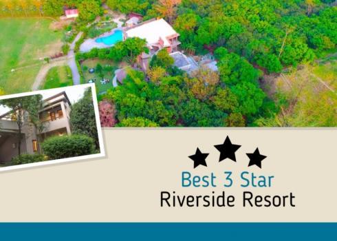 Best 3 star Riverside Resorts