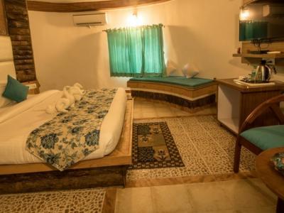 Tiger Den Cottage