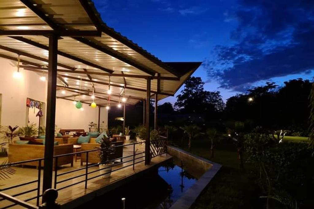 alaya resort outdoor sitting