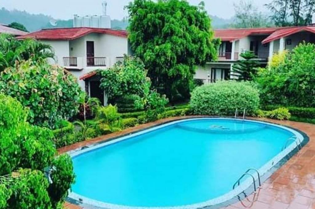 Alaya Resort swimming Pool
