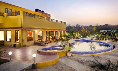 Corbett Aura Resort